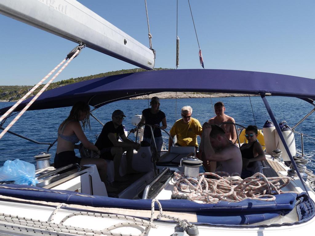 Segeln für junge Leute (20 - 35) Dalmatien