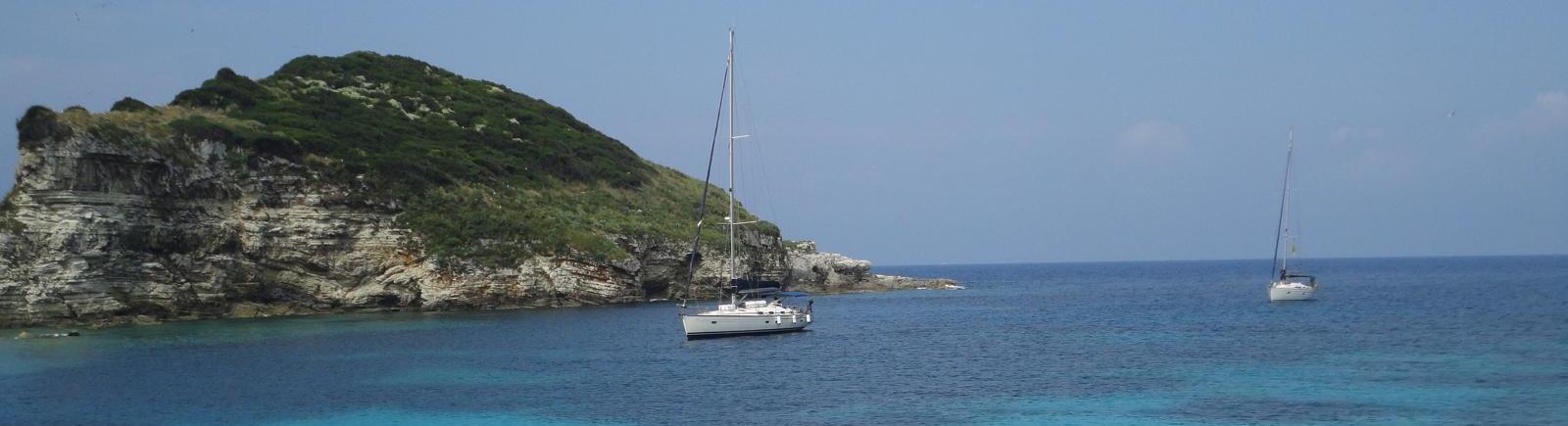 Segeln für junge Leute (20-35) Korfu / Ionisches Meer