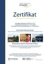atmosfair_zertifikat2019